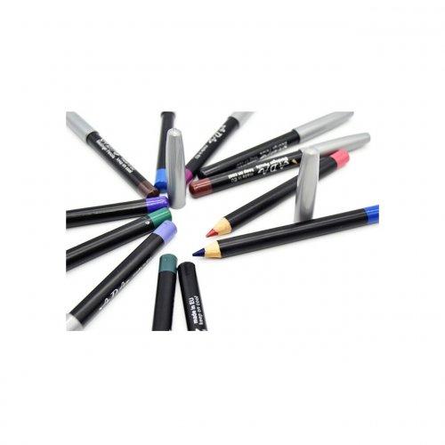 Creion dermatograf, ADA, Set multicolor