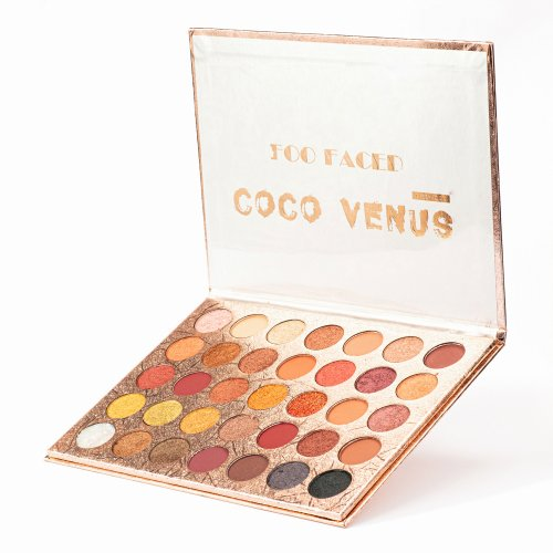 Paleta machiaj, 35 de nuante, Coco Venus, 40g