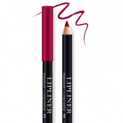 Creion contur de buze rezistent, Bel London Lip Liner Long Lasting, 111, 0.78gr