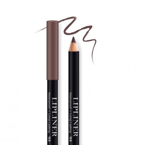 Creion contur de buze rezistent, Bel London Lip Liner Long Lasting, 113, 0.78gr