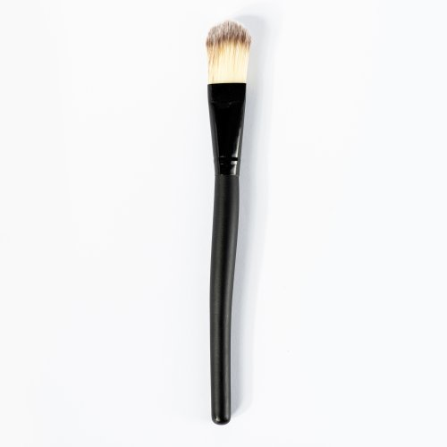 Pensula profesionala de machiaj, fond de ten 01, Foundation Brush
