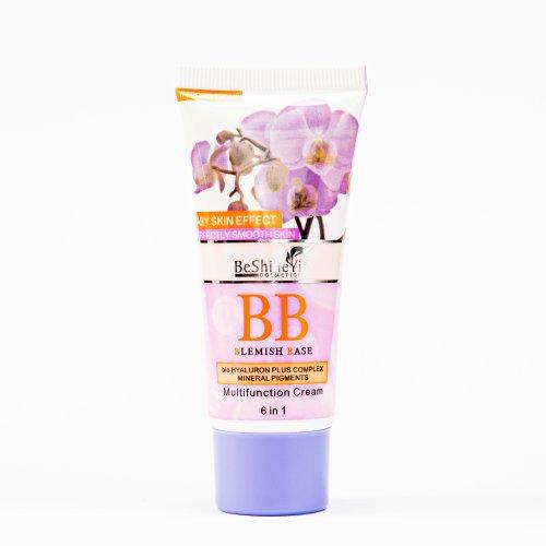 BB Cream, Crema colorata cu acid hialuronic, SPF25, Nuanta 02, 40ml