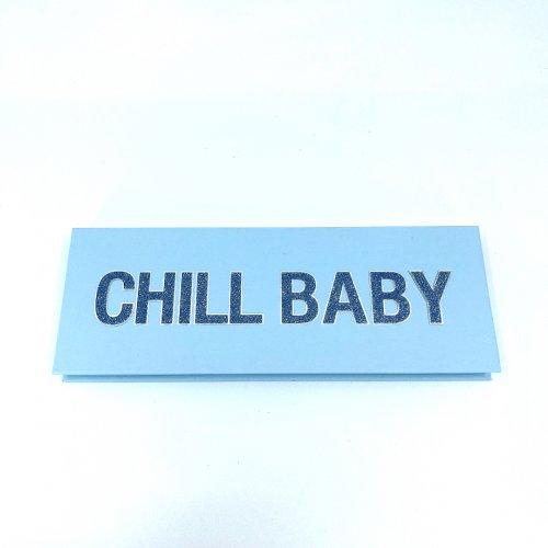 Paleta machiaj, 14 nuante, Chill Baby