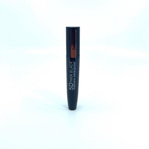 Mascara, 5D, waterproof, Thick Black, 12 ml