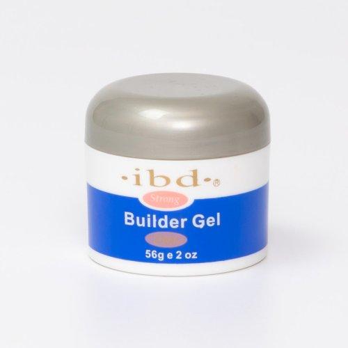 Gel unghii, UV IBD Builder, 3 in 1 Autonivelant, Transparent, 56g